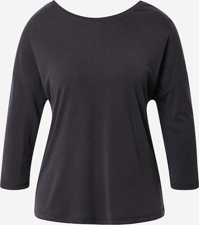 ONLY Shirt 'FREE LIFE' in schwarz, Produktansicht