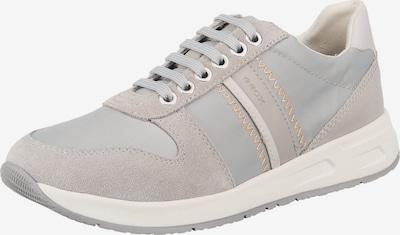 GEOX Sneaker in opal / taupe, Produktansicht