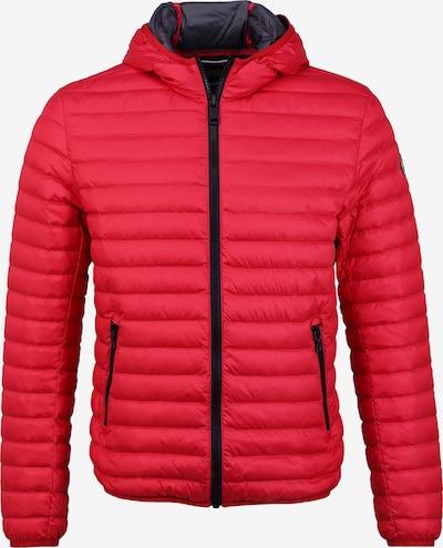 Colmar Daunenjacke mit Kapuze in rot, Produktansicht