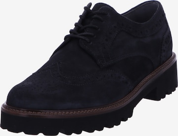 GABOR Lace-Up Shoes in Blue