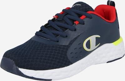 Champion Authentic Athletic Apparel Tenisky - námornícka modrá / žltá / strieborná: Pohľad spredu
