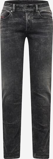 DIESEL Jeans 'SLEENKER-X' in black denim, Produktansicht