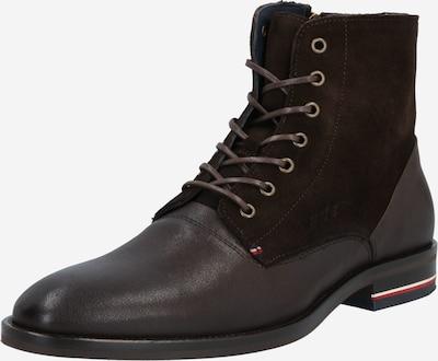 TOMMY HILFIGER Boots in dunkelbraun, Produktansicht