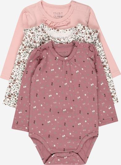 Hust & Claire Body in rosa / dunkelpink / weiß, Produktansicht