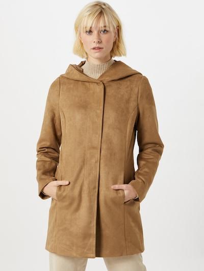 VERO MODA Prijelazni kaput 'Savina' u smeđa, Prikaz modela