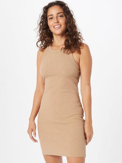 Gina Tricot Dress 'Colette' in Cappuccino, View model