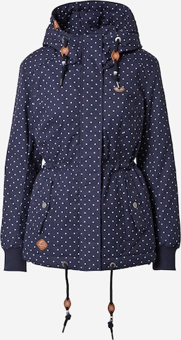 Ragwear Overgangsjakke 'DANKA' i blå