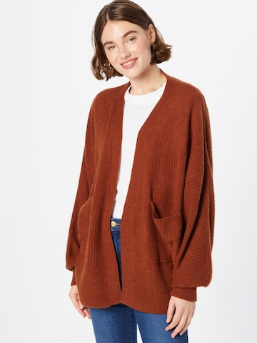 AMERICAN VINTAGE Knit Cardigan 'Kybird' in Red