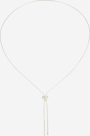 TOMMY HILFIGER Kette 'Herz' in silber, Produktansicht