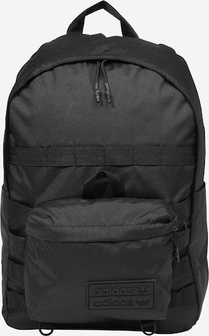 ADIDAS ORIGINALS Backpack in Black