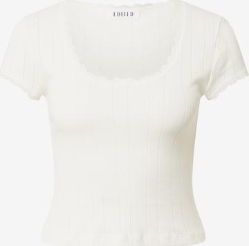 EDITED Shirt 'Maryam' in White
