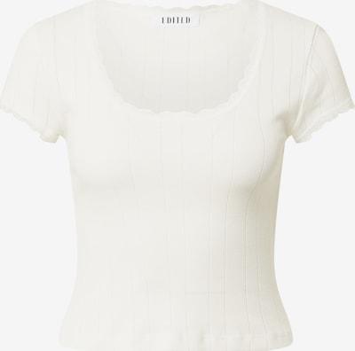 EDITED Shirt 'Maryam' in weiß, Produktansicht