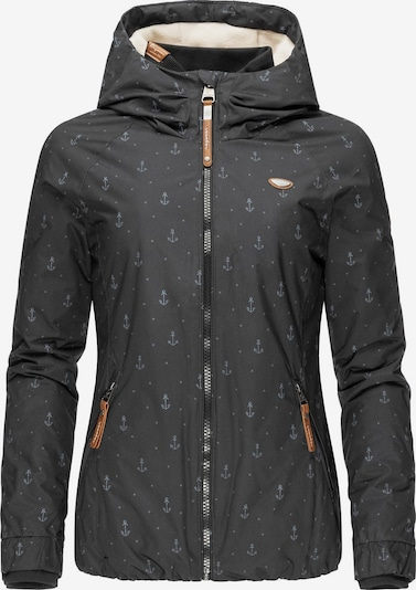 Ragwear Jacke 'Dizzie Marina' in schwarz, Produktansicht