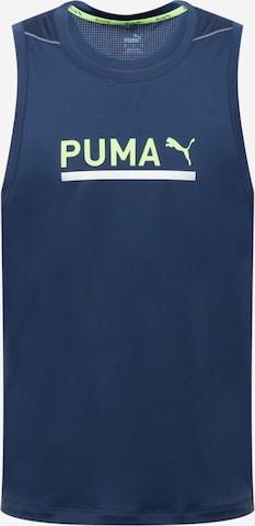 PUMA Funksjonsskjorte i blå