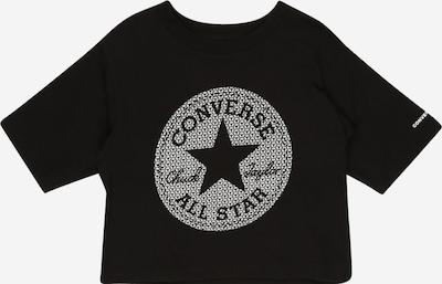 szürke / fekete CONVERSE Póló, Termék nézet