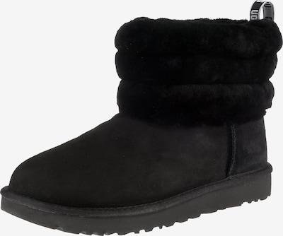 Bocanci de zăpadă UGG pe negru, Vizualizare produs