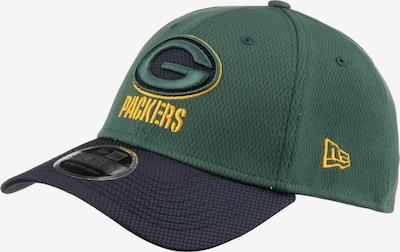 NEW ERA Cap '9forty Green Bay Packers' in navy / gelb / dunkelgrün, Produktansicht