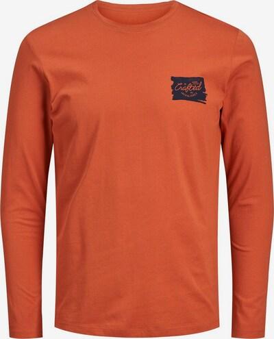JACK & JONES Shirt in de kleur Roestbruin, Productweergave
