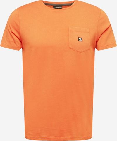 Tricou 'Axle-N' BRUNOTTI pe portocaliu, Vizualizare produs