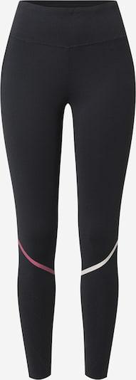 ESPRIT SPORT Sporta bikses rozā / melns / balts, Preces skats