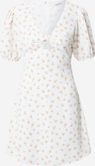 GLAMOROUS Vasaras kleita zaļš / rozā / balts, Preces skats