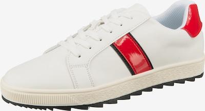 ambellis Sneaker in rot, Produktansicht