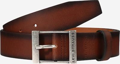 LEVI'S Bälte 'Utility' i brun / silver, Produktvy