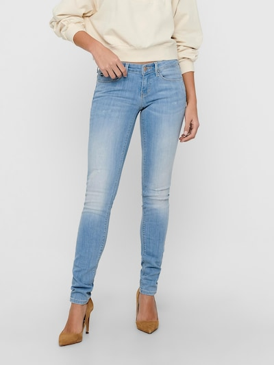ONLY Jeans 'Onlcoral' in blue denim, Modelansicht