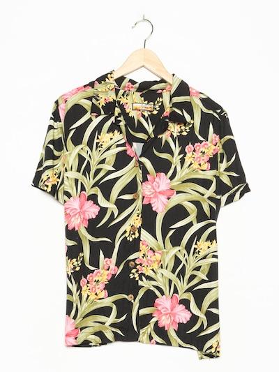 Havana Jack'S Cafe Hawaiihemd in XXL in schwarz, Produktansicht