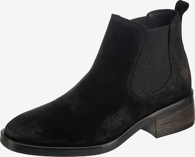Apple of Eden Chelsea Boots 'Mariza' in schwarz, Produktansicht
