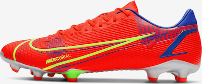 NIKE Buty piłkarskie 'MERCURIAL VAPOR 14 ACADEMY FG/MG' w kolorze kobalt niebieski / neonowo-żółty / krwistoczerwonym, Podgląd produktu