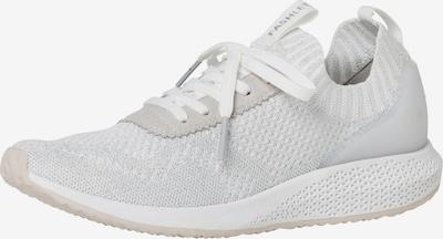 Tamaris Fashletics Sneakers laag in de kleur Grijs, Productweergave