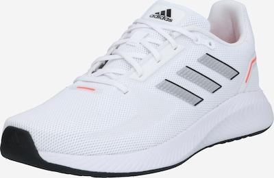 ADIDAS PERFORMANCE Sportschuh 'RUNFALCON 2.0' in grau / hellrot / weiß, Produktansicht