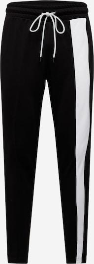 Pantaloni sportivi 'Ralph' PUMA di colore nero / bianco, Visualizzazione prodotti
