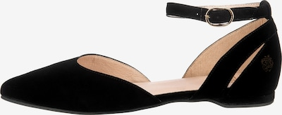 Apple of Eden Ballerina in schwarz, Produktansicht