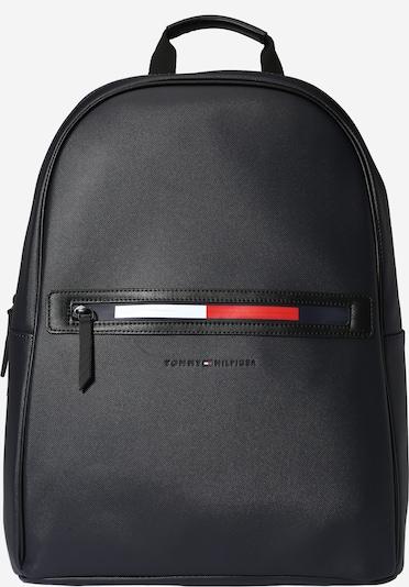 TOMMY HILFIGER Plecak w kolorze ciemny niebieski / czerwony / białym, Podgląd produktu