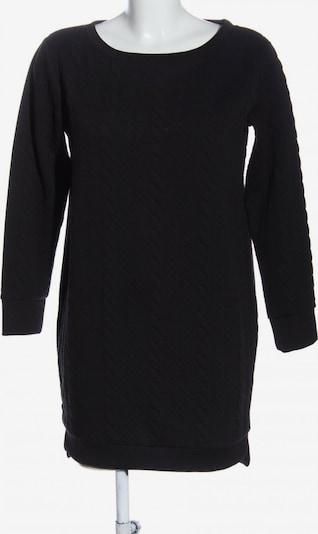 ViCOLO Pulloverkleid in S in schwarz, Produktansicht