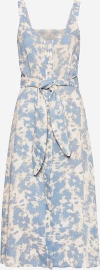 Rochie tip bluză 'ELLIE' Bizance Paris pe albastru deschis / alb, Vizualizare produs