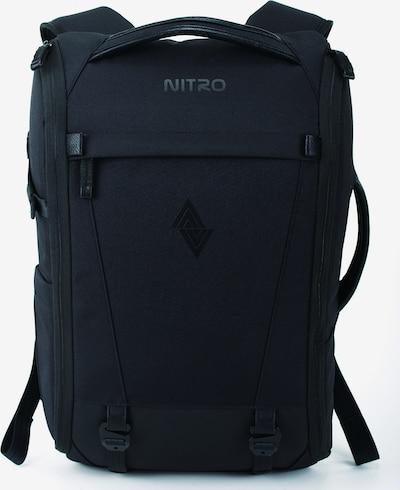 NitroBags Cameratas in de kleur Zwart, Productweergave