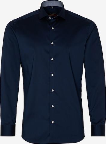 ETERNA Hemd in Blau