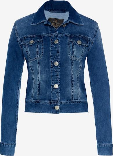 Herrlicher Jacke in blue denim, Produktansicht