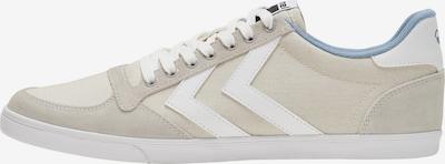 Hummel Sneaker in beige / hellblau / weiß, Produktansicht