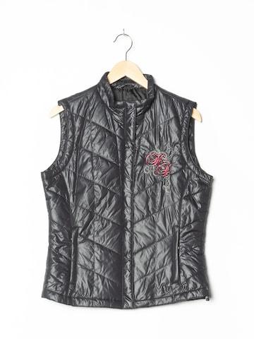 Harley Davidson Vest in M-L in Black