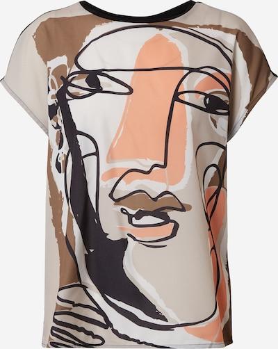 OPUS Shirt 'Sanosi' in Beige / Camel / Peach / Black, Item view