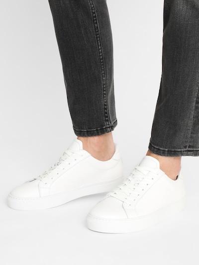 Garment Project Sneaker 'Type' in weiß: Frontalansicht