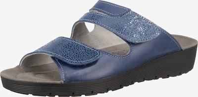 ROHDE Pantolette in dunkelblau, Produktansicht