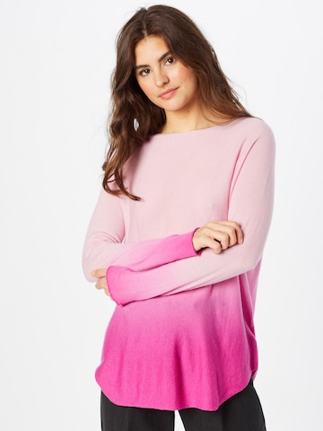 120% Lino Sweater in Pink