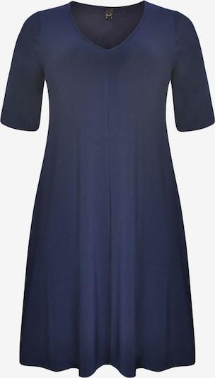 Yoek Kleid in dunkelblau, Produktansicht
