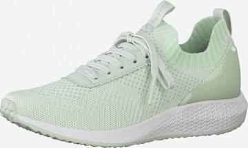 Tamaris Fashletics Sneakers in Green