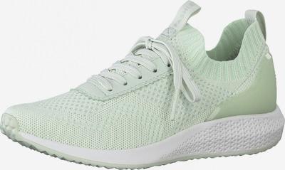 Tamaris Fashletics Sneakers laag in de kleur Mintgroen, Productweergave